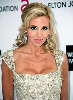 "Camille Grammer Left Real Housewives of Beverly Hills Because She's Too ""Demanding"""
