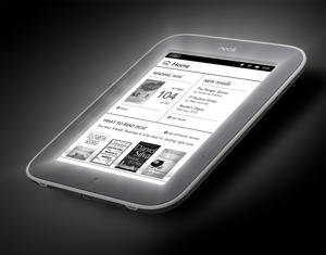 Barnes &amp;#38; Noble Nook Simple Touch