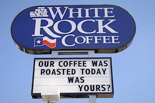 White Rock Coffee