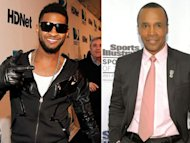 Usher as Sugar Ray Leonard