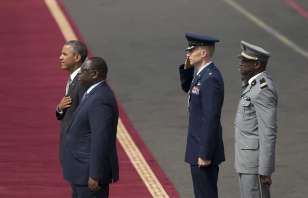 Obama US Senegal
