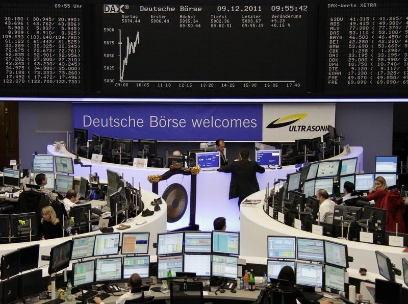 Deutsche Boerse confirms Chinese joint venture