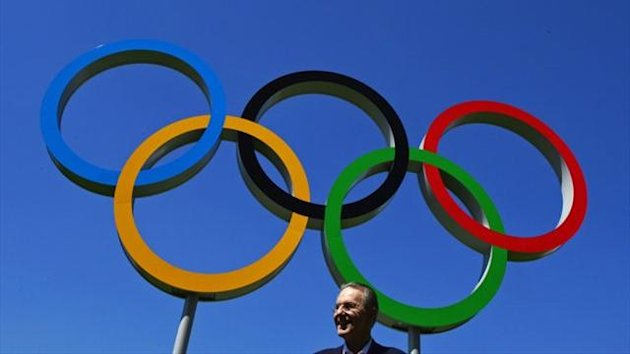 Jacques Rogge, the IOC president (Reuters)