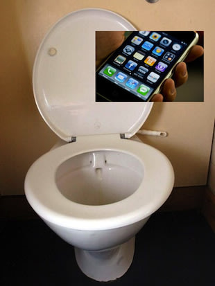 More people have access to cellphones than toilets