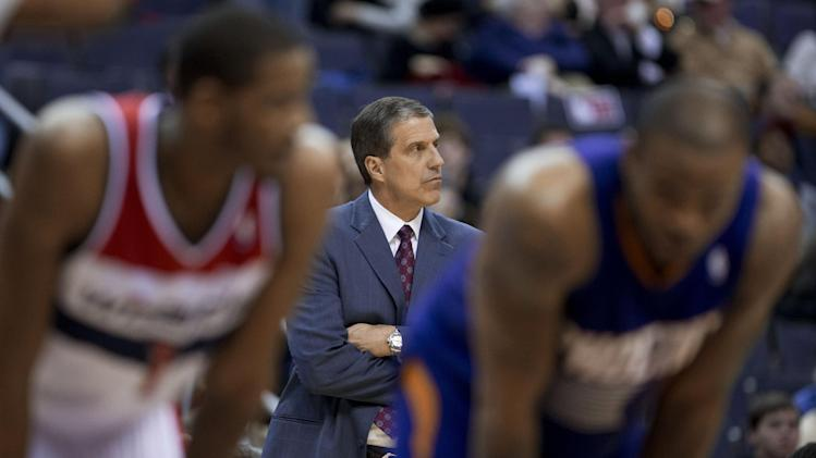 Meaningful games proving tough test for Wizards