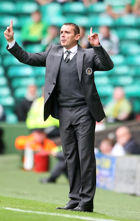 Danny Lennon is appreciative of the frustrations displayed by St Mirren's fans