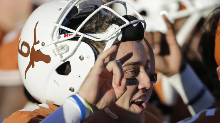 New Texas AD says no changes for changes' sake