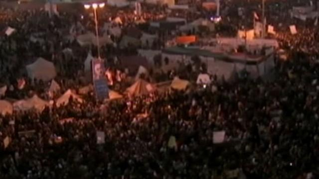 Egypt's Protests Could Cause 'Collapse of State'
