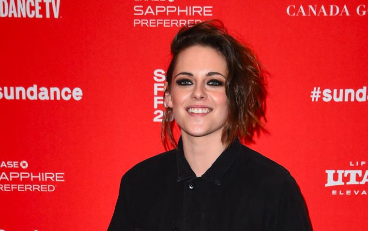 Kristen Stewart Co-Authored AI Paper After Directing 'Come Swim'