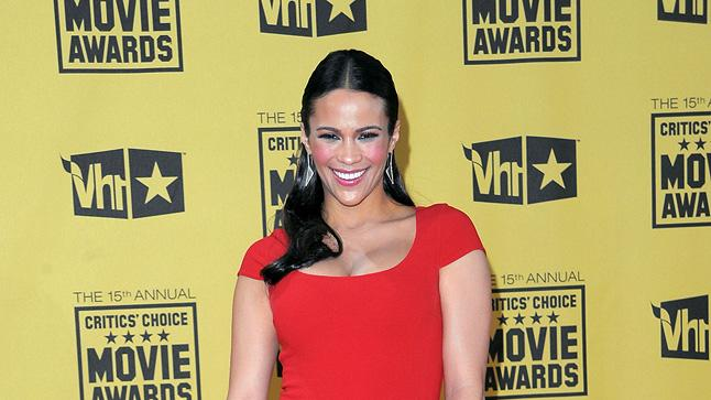 15th Annual Critics' Choice Awards 2010 Paula Patton