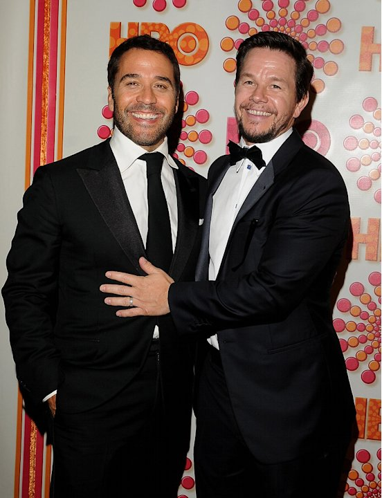 Piven Wahlberg Emmys