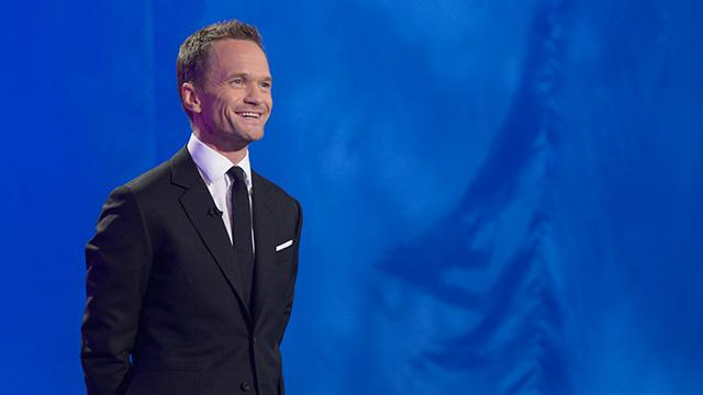Neil Patrick Harris Is Here for Your Pleasure