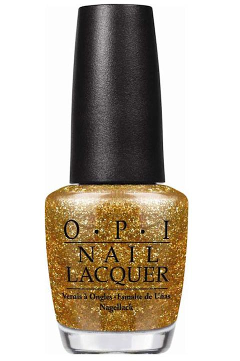 OPI Nail Lacquer in Golden eye