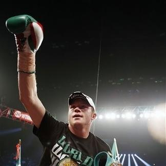 Canelo Alvarez is ready for boxing's biggest foes The Associated Press Getty Images Getty Images