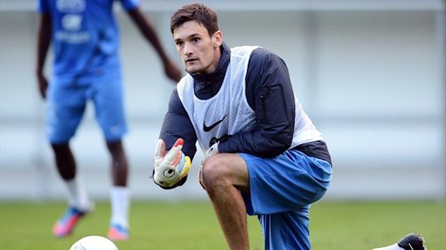 2012 France Hugo Lloris