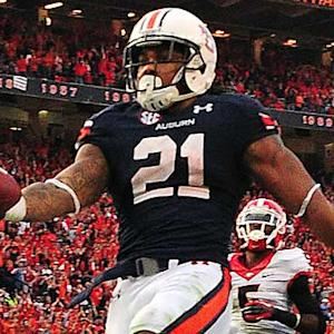 Tre Mason 2013 season highlights