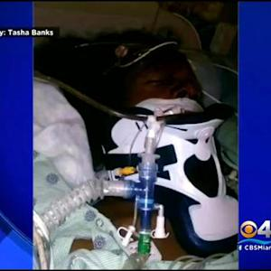 Teen Remains On Ventilator After Hit & Run Accident