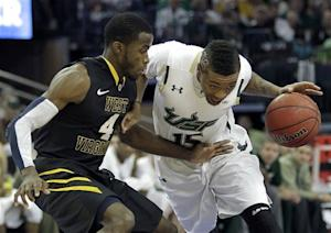 Bryant, Jones lead West Virginia past USF 50-44