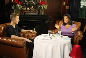 A Sneak Peek of Justin Bieber's Oprah Interview