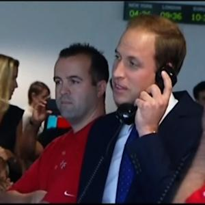 British tabloid accused of hacking Prince William's voicemail