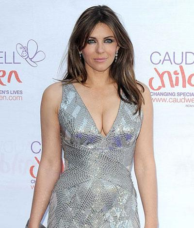 Elizabeth Hurley: Love Is A Rollercoaster