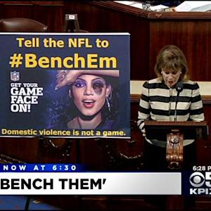 Speier Slams NFL, 49ers On Domestic Violence, Another Player Arrested