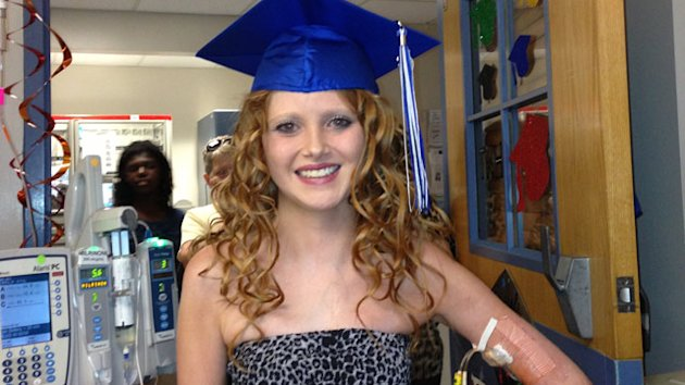 Hospital, High School Help Fla. Teen Awaiting Heart Transplant Attend Graduation (ABC News)