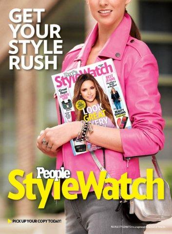 People StyleWatch Debuts First National Advertising Campaign