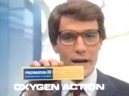 'Breaking Bad' Star Bryan Cranston's Hilarious Ad for Hemorrhoid Cream (Video)