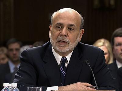 Bernanke Urges Sequestration Alternative