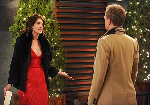 How I Met Your Mother Winter Finale Recaplet: Barney Rings in the Holidays