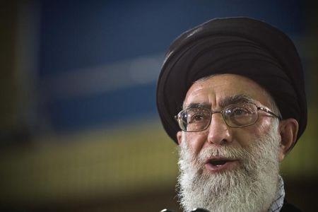 U.S. using sex, money to infiltrate Iran, supreme leader says