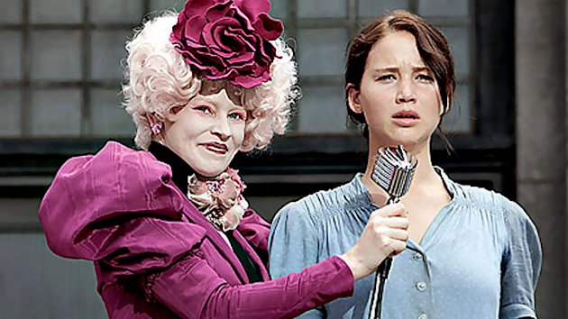 'Hunger Games' Gets Its Own Costumes Tour