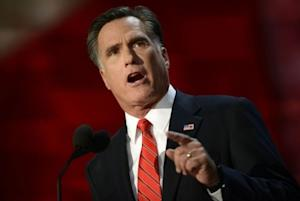 Romney has been hammering Obama over Labor Department figures which showed that the unemployment rate dipped to 8.1%