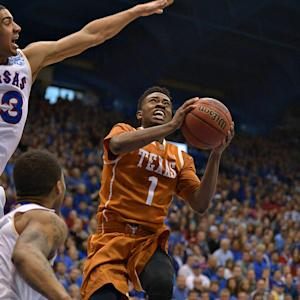 Texas' Isaiah Taylor Dazzles In The Phog