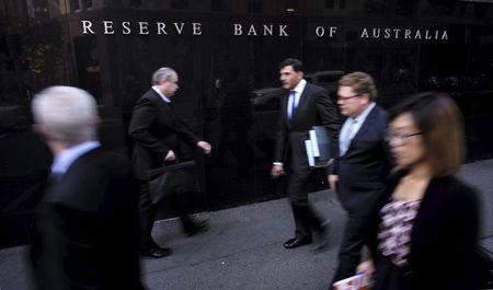 Australia central bank holds rates steady for fifth month