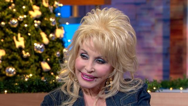 Dolly Parton Shares Life Lessons in New Book