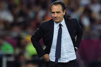 Prandelli: Qualification is the most important, then Italy can worry about performances