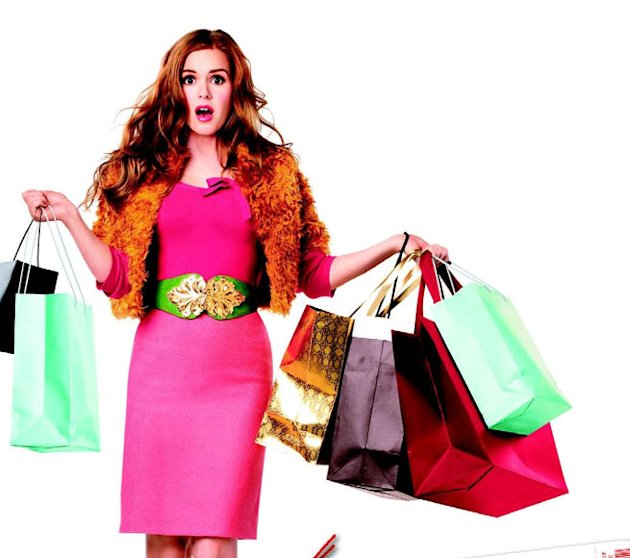 'Fess Up - Isla Fisher in Confessions Of A Shopaholic