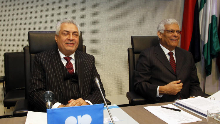 OPEC keeps output target on hold amid weak economy