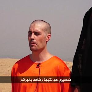 OBAMA CONDEMNS FOLEY BEHEADING