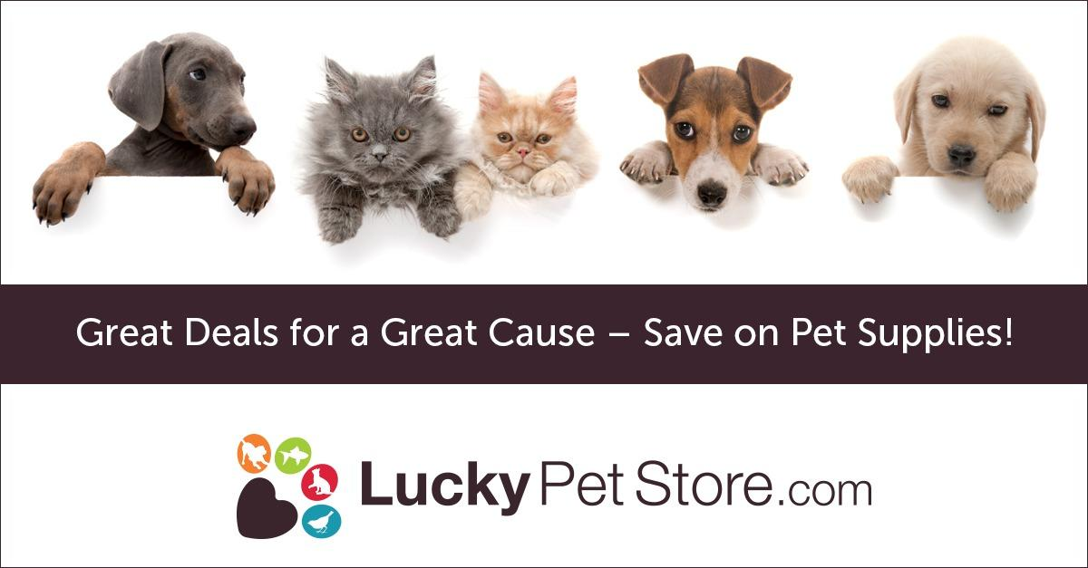 Want to Save on Pet Supplies? See Today's Deals!