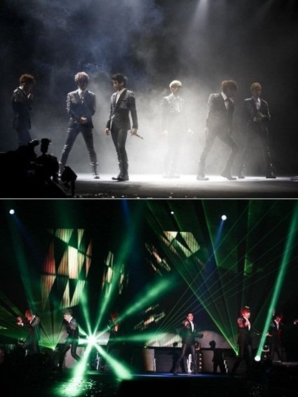 BEAST on world tour, arrives in Singapore