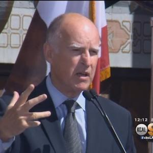 Gov. Brown Signs Bill To Curb Runaway Production