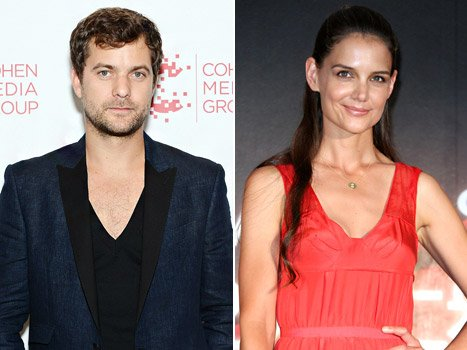 Joshua Jackson: Katie Holmes Called Me to Catch Up After Tom Cruise Split