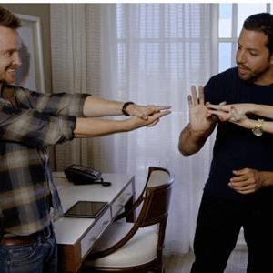 David Blaine Goes Back to Magic's Basics