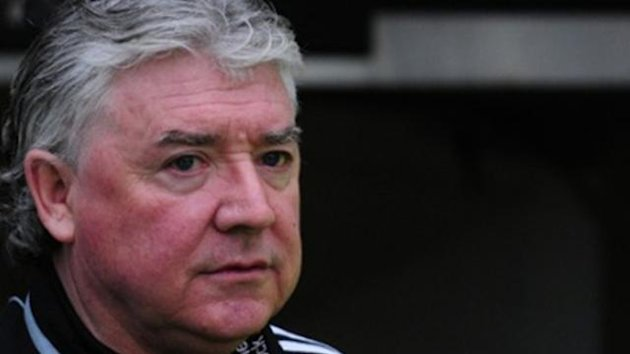 FOOTBALL Premier League Newcastle Joe Kinnear