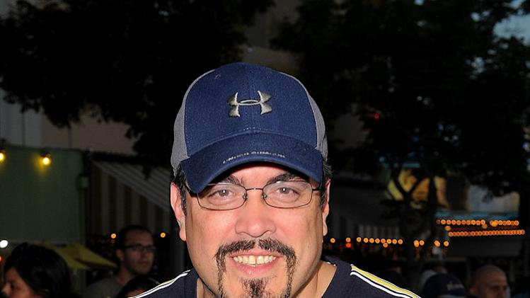 'The Final Destination' LA Premiere 2009 David Zayas