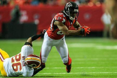 NFL: Washington Redskins at Atlanta Falcons