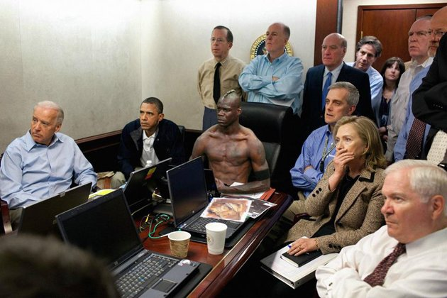 Mario Balotelli Situation Room